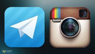 آموزش ذخیره یا دانلود پست های اینستاگرام از طریق تلگرام