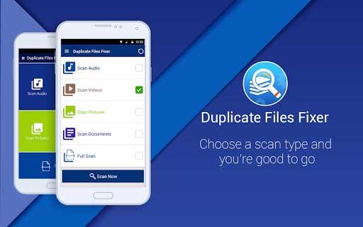 برنامه Duplicate Files Fixer