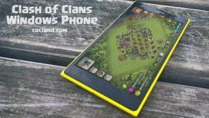 آموزش نصب کلش روی ویندوز فون (Clash of Clans)