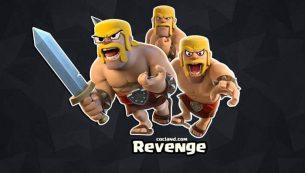 آموزش انتقام گیری یا Revenge در بازی کلش اف کلنز