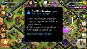 رفع ارور Mod doesn't work now ایکس مورد گیمز (Xmodgames)