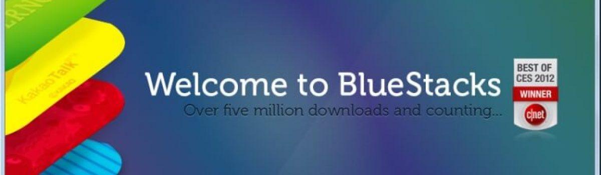 آموزش نصب بلو استکس روی کامپیوتر – BlueStacks