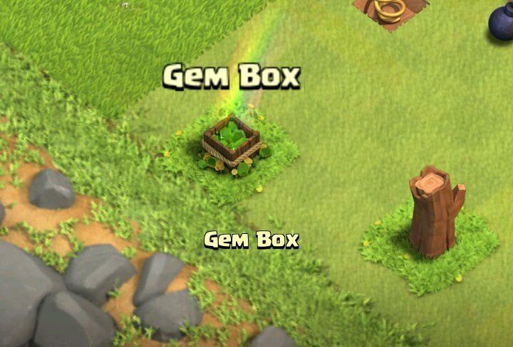 جم باکس کلش (Gem Box)
