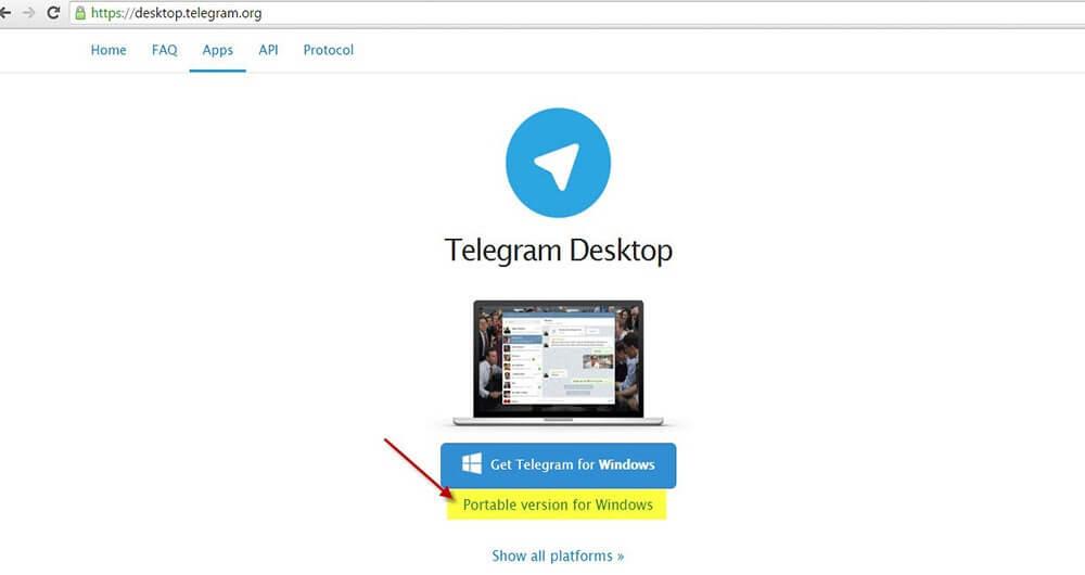 استفاده از چند اکانت تلگرام در کامپیوتر