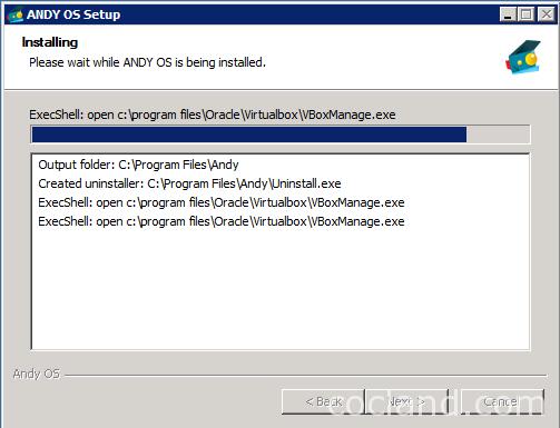 اجرای کلش اف کلنز روی کامپیوتر با برنامه Andy