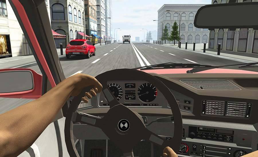 معرفی بازی Racing in Car