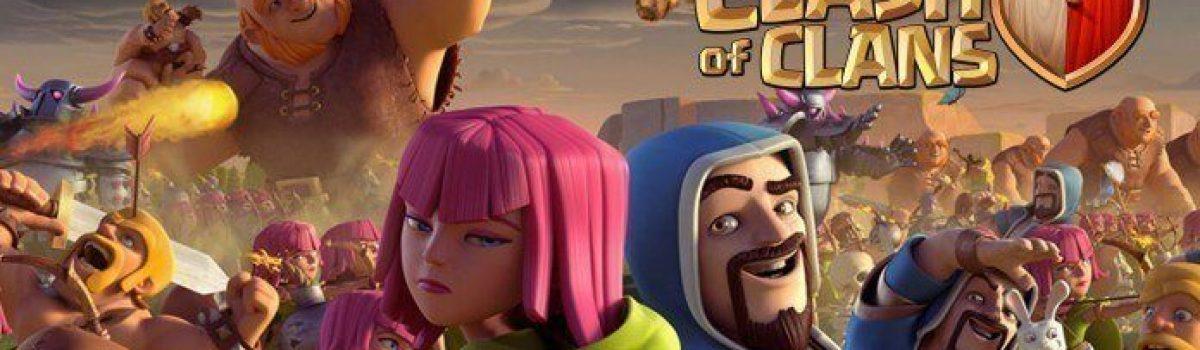 آموزش تغییر جیمیل ثبت شده بازی کلش اف کلنز (Clash of Clans)