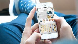 آموزش ارسال لینک استیکر تلگرام از طریق ایمیل