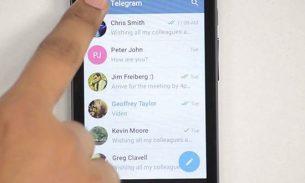 ترفندی جالب برای خواندن پیام در تلگرام بدون خوردن تیک دوم