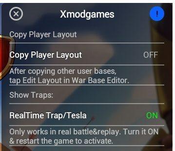 راهنمای جامع کار با Xmodgames در کلش اف کلنز