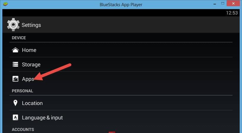 حل مشکل سیاه شدن صفحه در بلو استکس (Bluestacks)