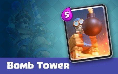 کارت Bomb Tower