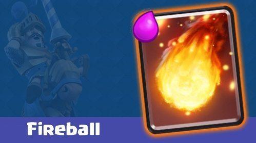 کارت Fireball یا فایربال