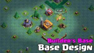 راهنمای بهترین چینش مپ Builder Base (بیلدر بیس) کلش اف کلنز