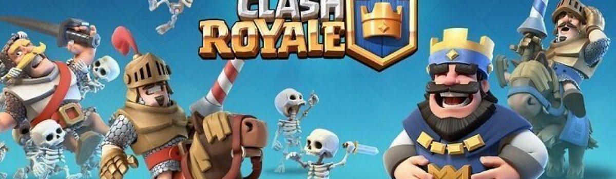 آشنایی با گیم پلی و محیط بازی کلش رویال (Clash Royale)