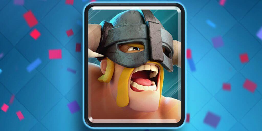 معرفی کارت های بازی کلش رویال ؛ کارت Elite Barbarians (بربر نخبه)