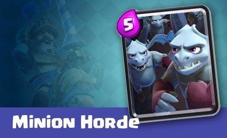 کارت Minion Horde یا مینیون هورد