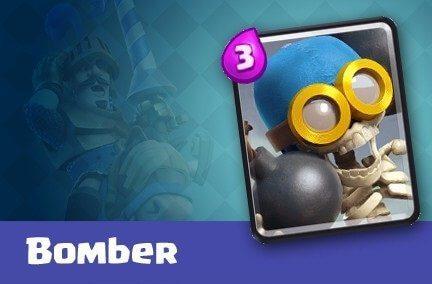 کارت بمبر یا Bomber