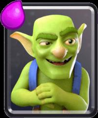 معرفی کارت های بازی کلش رویال ؛ کارت گوبلین یا Goblins