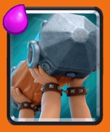 معرفی کارت های کلش رویال : کارت Battle Ram (بتل رم)