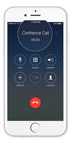 ضبط مکالمه آیفون از طریق برنامه ضبط تماس آوا