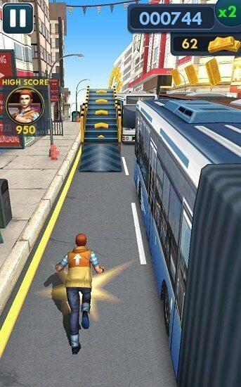 معرفی بازی Subway City Runner