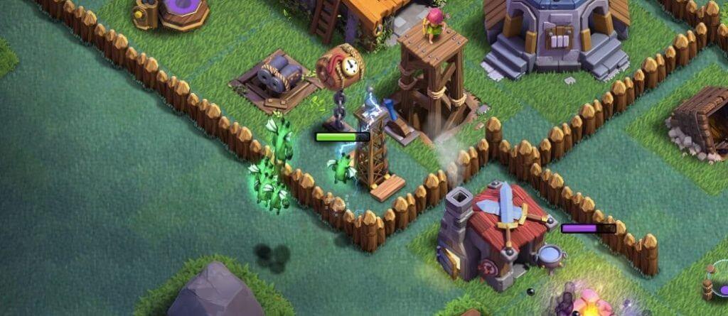نکات مهم اتک یا حمله در Builder Base کلش اف کلنز (Clash of Clans)