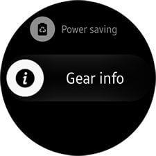 ریست فکتوری ساعت گیر اس سامسونگ (Gear S)