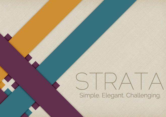 معرفی بازی Strata ؛ یک بازی فکری جالب و دشوار!
