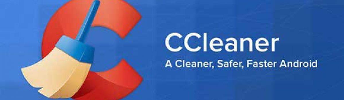 معرفی و دانلود برنامه CCleaner – ابزار پاکسازی اندروید