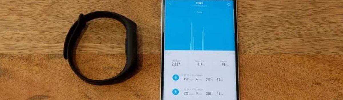 بررسی و آموزش راه اندازی دستبند شیائومی Mi Band 2