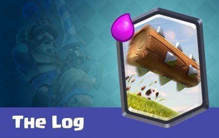 کارت لاگ (The Log)