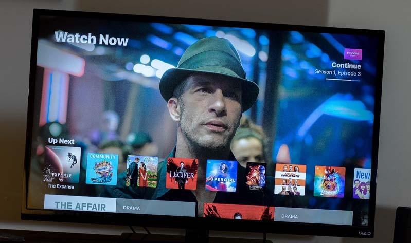 آموزش کار با برنامه TV App اپل تی وی (Apple TV)
