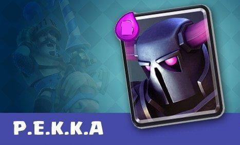 کارت پکا (P.E.K.K.A)