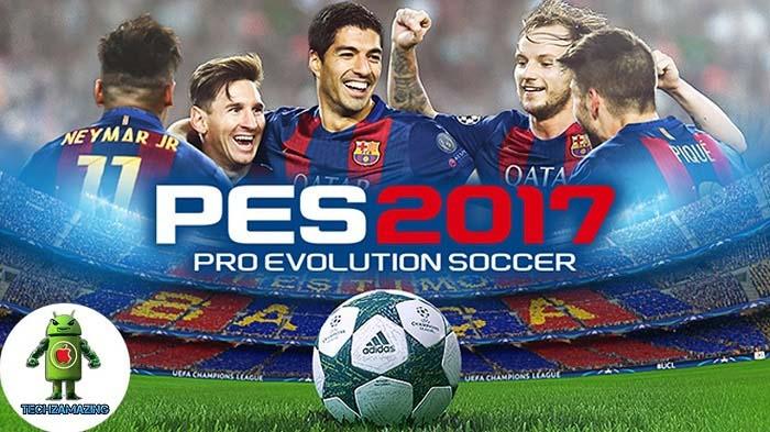 معرفی بازی PES 2017
