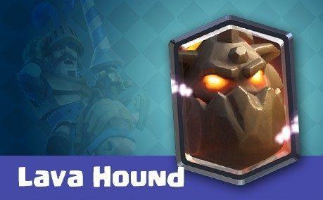 کارت لاوا هاند یا Lava Hound