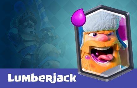 کارت لامبرجک یا Lumberjack