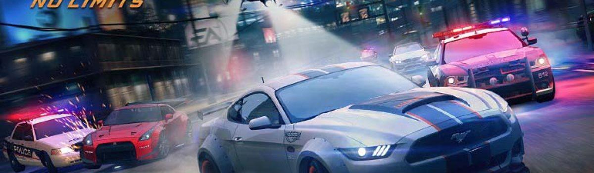 معرفی و دانلود بازی Need for Speed No Limits ؛ هیجان رانندگی