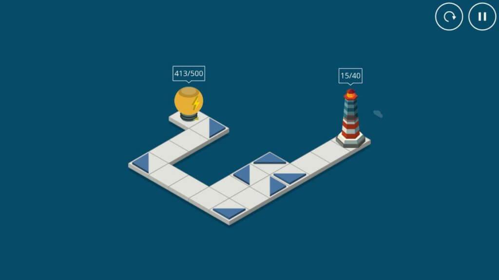 معرفی بازی Light House (فانوس دریایی)؛ یک بازی فکری جالب