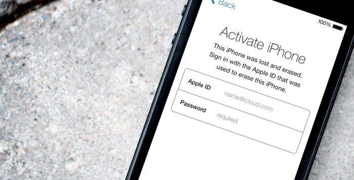 آموزش آنلاک قفل آیکلود آیفون iCloud Activation ؛ باز کردن یا حذف قفل iCloud
