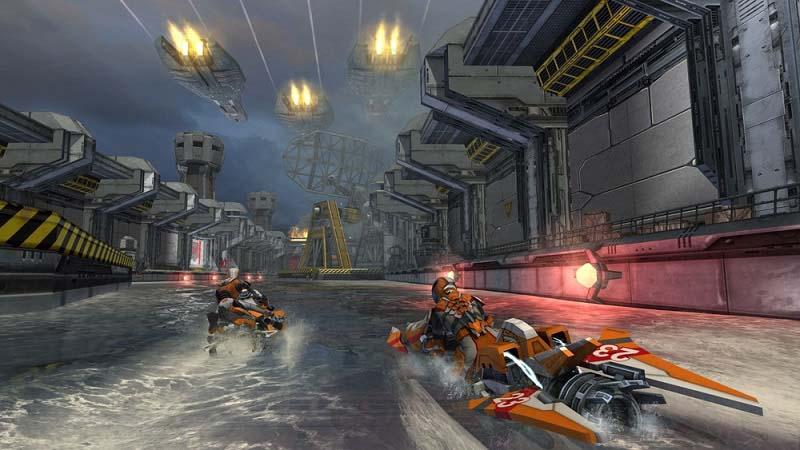 معرفی بازی Riptide GP Renegade