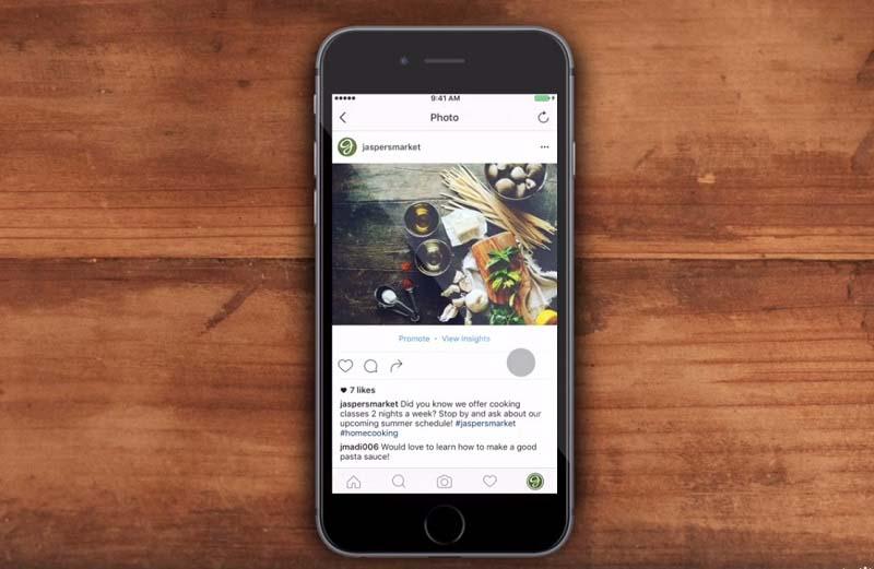 آموزش پروموت در اینستاگرام یا ارسال پروموشن در اینستا (Promote on Instagram)