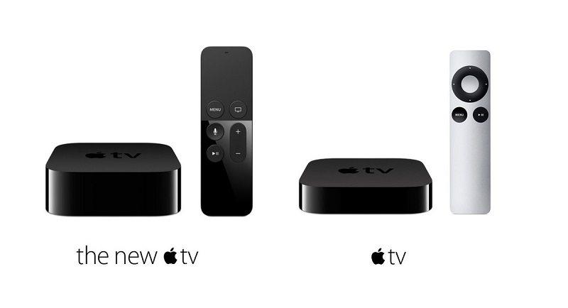 راهنمای خرید: مقایسه اپل تی وی 4 (2015) با اپل تی وی 3 (2012)