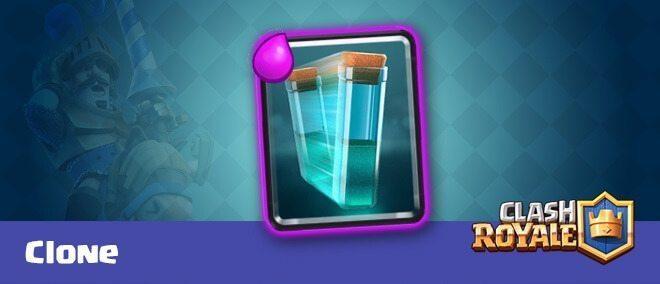 معرفی کارت های بازی کلش رویال ؛ کارت کلون یا Clone
