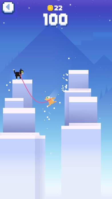 معرفی بازی Icy Ropes ؛ یک بازی ساده و سرگرم کننده