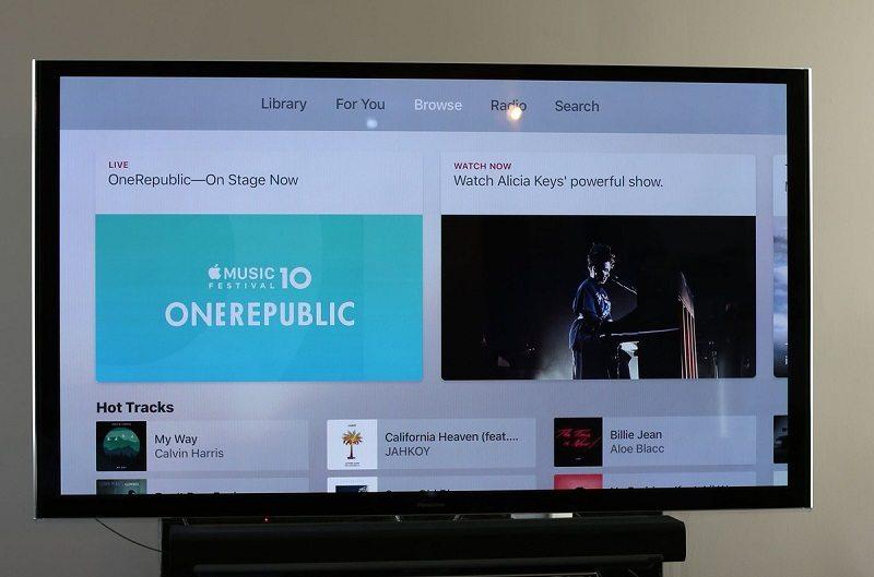 بررسی tvOS 10 ؛ نسخه جدید سیستم عامل اپل تی وی (Apple TV)