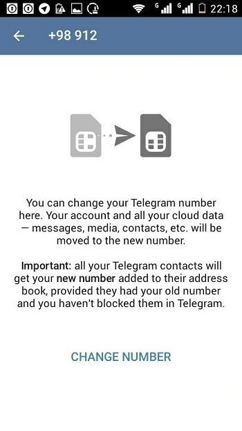 رفع مشکل وصل نشدن تلگرام یا مشکل Connecting تلگرام
