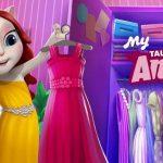معرفی بازی آنجلای سخنگو (My Talking Angela)؛ یک بازی دخترانه جذاب
