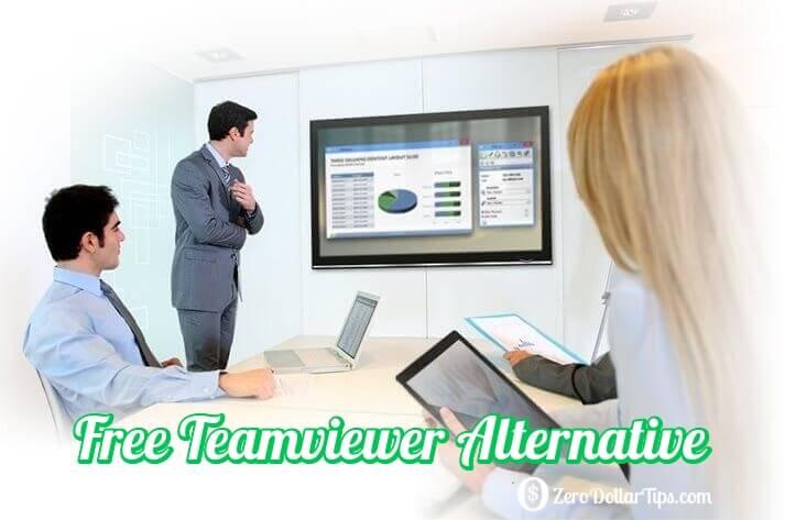 10 برنامه مشابه تیم ویور (TeamViewer)؛ بهترین جایگزین تیم ویور چیست؟