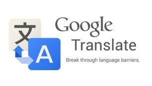 معرفی سرویس مترجم گوگل (Google Translate) ترجمه با گوگل